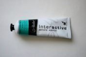 Atelier Interactive Cobalt Turquoise Light Series 5 80ml Tube