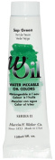 wOil 150ml Water Mixable Oil Colour, Sap Green