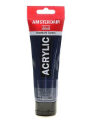 Amsterdam Standard Series Acrylic Paint Prussian blue 120 ml [PACK OF 3 ]
