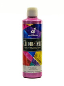 Chroma Inc. ChromaTemp Pearlescent Tempera Paint magenta 250 ml [PACK OF 4 ]