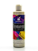 Chroma Inc. ChromaTemp Pearlescent Tempera Paint white 250 ml [PACK OF 4 ]
