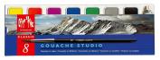 Caran D'ache Gouache Studio 8 Pans