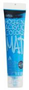 Holbein Acrylic Colours Mat Cerulean Blue Hue
