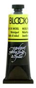 Blockx Nickel Yellow Oil Paint, 35ml Tube