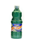 Prang Ready To Use Tempera Paint green 470ml [PACK OF 4 ]