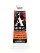 Grumbacher Academy Oil Colours cadmium orange hue 35ml [PACK OF 3 ]