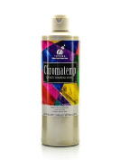 Chroma Inc. ChromaTemp Pearlescent Tempera Paint white 500 ml [PACK OF 3 ]