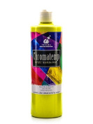 Chroma Inc. ChromaTemp Pearlescent Tempera Paint yellow 500 ml [PACK OF 3 ]