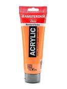 Amsterdam Standard Series Acrylic Paint azo orange 250 ml [PACK OF 2 ]