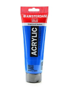 Amsterdam Standard Series Acrylic Paint primary cyan 250 ml [PACK OF 2 ]