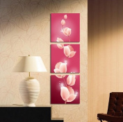 ASIA MODERN ABSTRACT WALL ART PAINTING ON CANVAS NEW Style ! (NO FRAME?with Keep up the growth of pink lotus