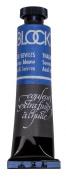 Blockx Thaline Blue Oil Paint, 20ml Tube