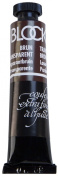 Blockx Transparent Brown Oil Paint, 20ml Tube