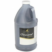Chroma Chromacryl Non-Toxic Premium Acrylic Paint - 1.9l - Black