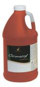 Chroma Chromacryl Non-Toxic Premium Acrylic Paint - 1.9l - Warm Red