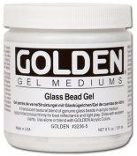 Golden Artist Colours - Glass Bead Gel - 3790ml Jar