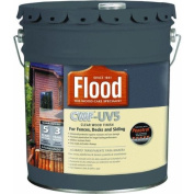 Flood CWF - UV5 Clear Wood Finish Exterior Stain Voc Cedar