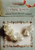 Vintage Jewels Glass Beads ~ Jewellery Making ~ Embellish~ Frame Work ~ Decorate