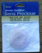 Rose Quartz 40mm Jewellery Designer Semi Precious