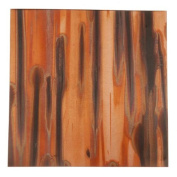 Lillypilly Copper Sheet Metal Square Enchantment Patina 36 Gauge - 7.6cm x 7.6cm