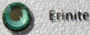 . Crystal Rhinestones ~ Style #2028 Flatback Rhinestones ~ Size 20ss ~ Erinite