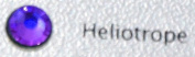 . Crystal Rhinestones ~ Style #2028 Flatback Rhinestones ~ Size 20ss ~ Heliotrope