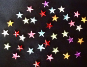 Tanday (Assorted) Star Rhinestones 6mm 300 pcs.