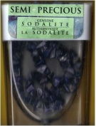 Semi-Precious 41cm Sodalite Chips Beads