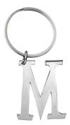 Large Initial Key Ring - M