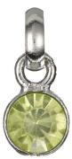 Ganz Artful Impressions - Birthstone Charms - August - Peridot