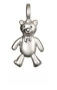 Ganz Artful Impressions - Teddy Bear Charm