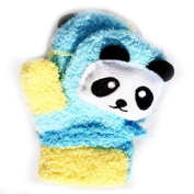 1x High Quality Mittens for Baby - Panda