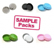 Mini Bottle Cap Colour Pack