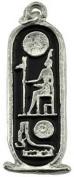 Egyptian Pharaoh's Charm. 3.8cm x 1.3cm