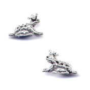 Gift Boxed Sterling Silver Frog Prince Charm Royal Jewellery