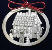 Hampshire Pewter - Gingerbread House