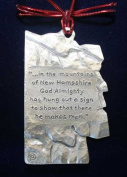 Hampshire Pewter - Old Man of the Mountain w/quote