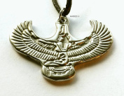 Isis - Pewter Pendant - Goddess of Ancient Egypt, Egyptian