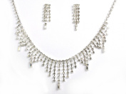 Crystal Necklace Set N1X87
