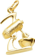 Rembrandt Charms Mixer Charm, 10K Yellow Gold