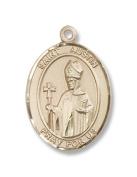 14kt Gold St. Austin Medal