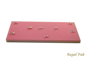 Regal Pak ® Full Size Pink Ring Foam Insert (72 Rings) 36cm X 20cm X 1.6cm H