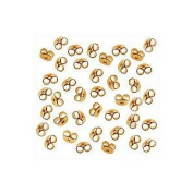 22Kt. Gold Plated Earring Backs (Earnuts)