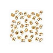 22Kt. Gold Plated Earring Backs (Earnuts)