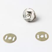10 Sets Magnetic Bag Clasps 18mm