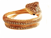 Snake Bracelet with sparkling crystal