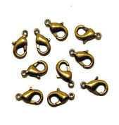 Lobster Clasp DuroPlateTM 24 kt. Russian Gold 11mm