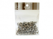 14 mm x 8 mm Silver Lobster Clasps (Apprix. 100)[Toys & Crafts]