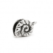 Novobeads Nautilus Sterling Silver Clasp - Made in USA w imported materials - Fits all major bead bracelets