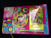 Colour Loops DIY Bracelet Kit